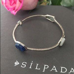 Silpada Starry Night Bracelet